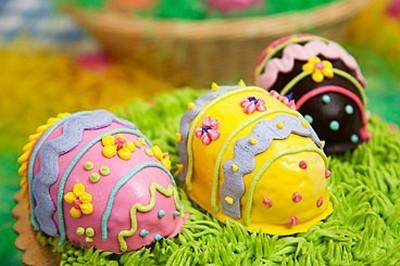 Golose dolcezze come fare e decorare le uova di pasqua - Decorare uova di pasqua ...