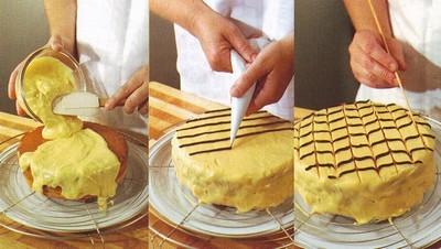 Golose dolcezze come decorare a filo for Decorazione limone