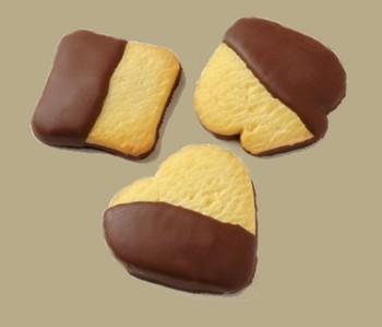 Ricetta biscotti di pasta frolla farciti