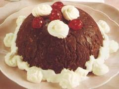 torta ai biscotti secchi